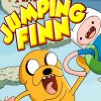 Adventure Time Jumping Finn Play