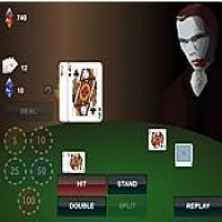 Blackjack With Vampire Play