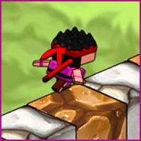 Cube Ninja Play