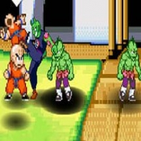 Dragon Ball Z Goku Fighting