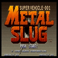 Metal Slug 1 Play