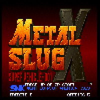 Metal Slug X Play
