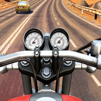 Moto Race: Loko Traffic Play