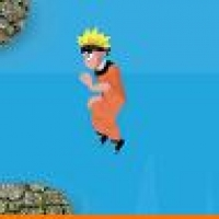Naruto Waterfall Jump