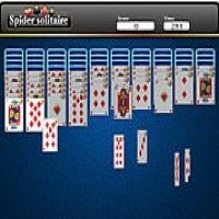 Spider Solitaire Game Play