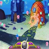 Spongebob Seize Jellyfish