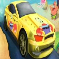 Spongebob Speed Car Racing 2 Play
