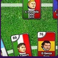 Sports Heads Cards Soccer Squad Swap Play