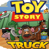 Toy Story Truck Play