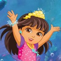 Dora and Friends Mermaid Treasure