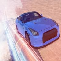 GTR Drift Stunt Play