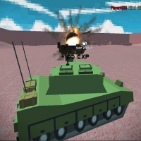 Helicopter And Tank Battle Desert Storm Multiplayer Play