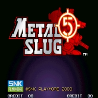 Metal Slug 5 Play