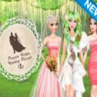 Princess Unique Wedding Planner Play
