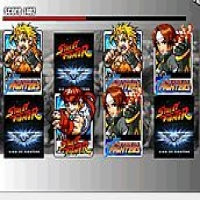 Street Fighter vs King of Fighters Play